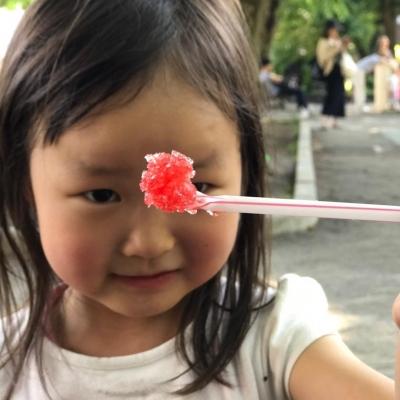 3才女子、鼻の穴事件の記録。
