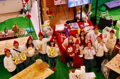 <イベントレポート>ファンタジー 年賀状 パーティ in 錦糸町オリナス