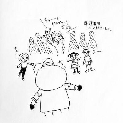 【おかあさんといっしょスタジオ収録にいったよ④映ってないところがすごい!本番編