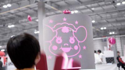 子どもと遊ぶロボット、バブバブちゃん ver.1.8 がかぞくみらいフェスにやってきます。