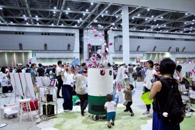 Maker Faire Tokyo2019に出展します。